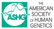The American Society of Human Genetics logo & link to website