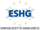 European Society of Human Genetics logo & link to website