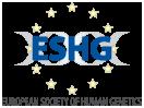 European Society of Human Genetics logo & link to website